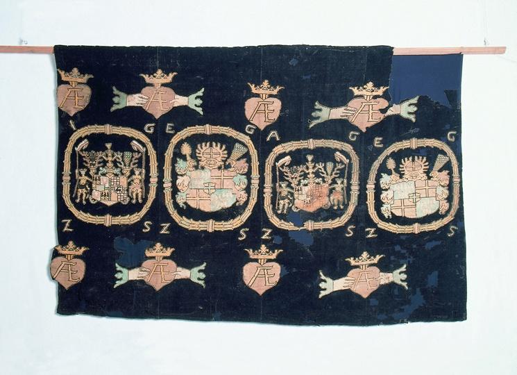 Altardecke. Um 1590/91