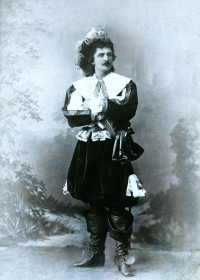"Wilhelm Arndt als Don Alonzo in ""Preciosa"""