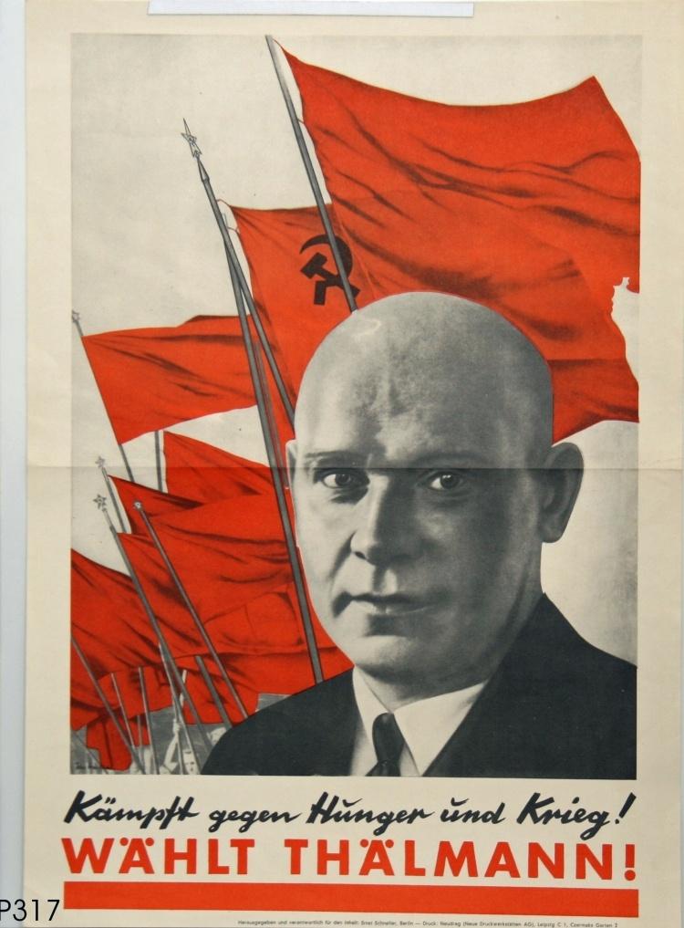 Немецкий коммунист, который предупреждал немцев не голосовать за Гитлера