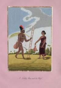 Company School Maler - Ein Toddi-Mann und seine Frau