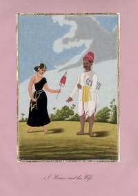 Company School Maler - Ein Weber und seine Frau