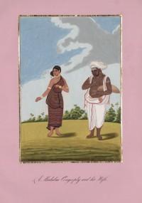 Company School Maler - Ein Conycoply und seine Frau