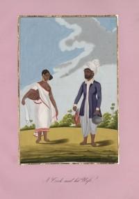 Company School Maler - Ein Koch und seine Frau