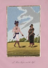 Company School Maler - Der Pferdeknecht und seine Frau