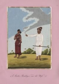 Company School Maler - Ein Maurer und seine Frau