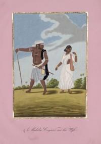 Company School Maler - Ein Gaukler und seine Frau
