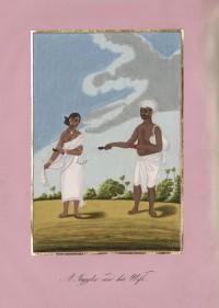 Company School Maler - Ein Schuster und seine Frau