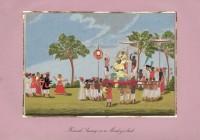 Company School Maler - Rama und Hanuman in Prozession