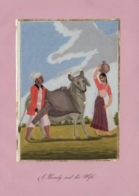 Company School Maler - Wassertransport - ein Pacauly und seine Frau