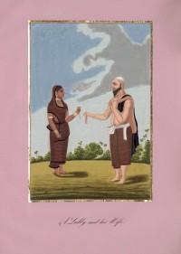Company School Maler - Ein Lubby und seine Frau