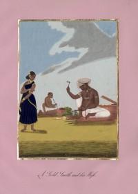 Company School Maler - Ein Goldschmied und seine Frau