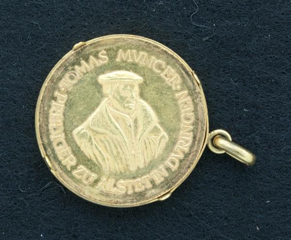 Gedenk-Medaille Tomas Muncer