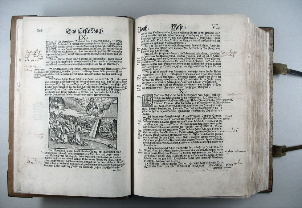 Lufft, Hans - Sogenannte Wartburg-Bibel